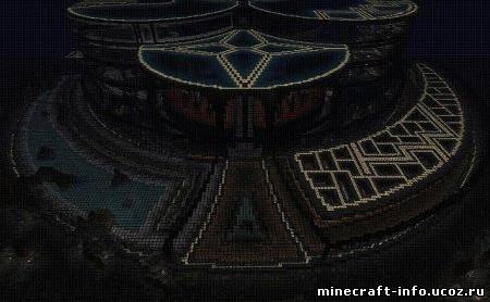 Карту для minecraft которая была названа